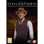 Civilization VI: Australia Civilization and Scenario Pack