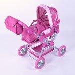Knorrtoys - Kočárek pro panenky Twingo Rockstar 15