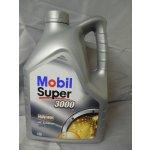 Mobil Super X1 3000 5W-40, 4 l