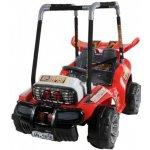 Arti elektrické auto Buggy red