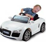 Wiky Elektrické auto Audi R8 bílé