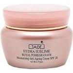GA DE Denní hydratační krém s výtažkem z granátového jablka (Hydra Sublime Royal Pomegranate For All Skin Types) 50 ml