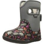 Bogsfootwear Dětské boty Baby Bogs Classic Animals - Gray Multi 18e6a9b99d