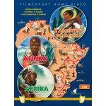 Afrika 1. a 2. díl + Z Argentiny do Mexika - kolekce