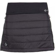 Kilpi dámská zimní zateplená sukně Matira-W černá