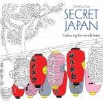 Secret Japan colouring for mindfulness Cases Zoe de Las
