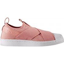 Adidas Originals SUPERSTAR SlipOn W Dámské boty BY2950 růžová