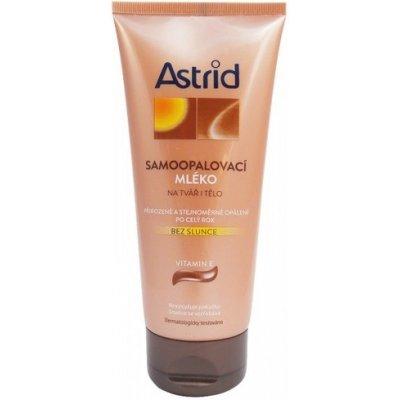 Astrid Sun samoopalovací mléko na tvář a tělo 200 ml