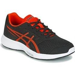 Asics STORMER 2 GS černá. Asics Běžecké   Krosové boty ... 8c30efae01