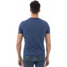 Armani Jeans Crew Neck T Shirt Blue
