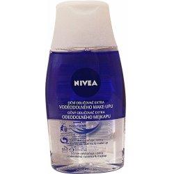 Odličovací přípravek Nivea Visage oční odličovač extra voděodolného make-upu (Eye Make-up Remover) 125 ml