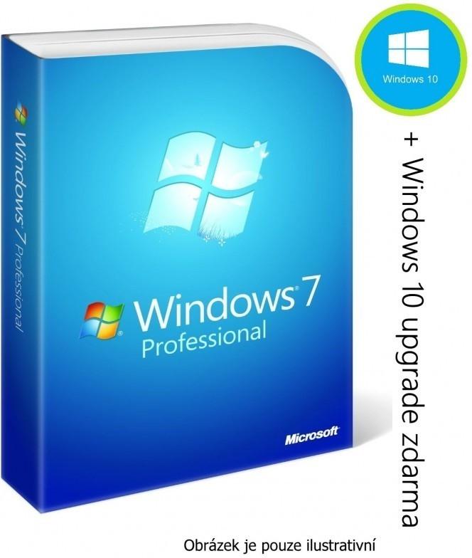 window 7 professional upgrade