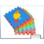 DORIS puzzle Zvířata 30x30cm 10ks
