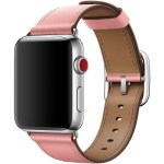 Apple Watch 42mm Soft Pink Classic Buckle