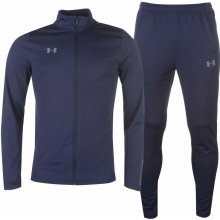 Under Armour Challenger T Suit Mens Navy