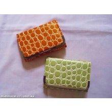 Fuerdanni oranžová peněženka