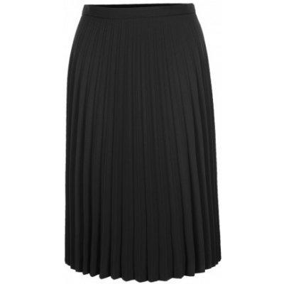 Plisovaná sukně černá 6989