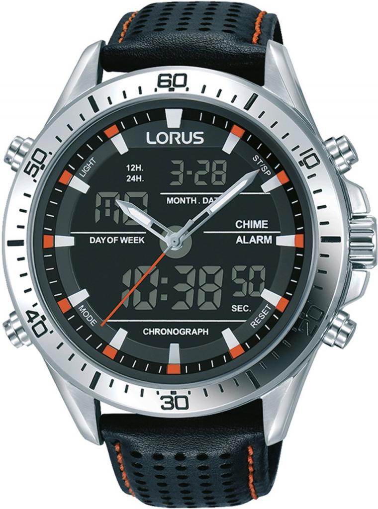 1a9fa35d090 Pánské hodinky Lorus