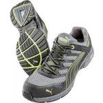 Bezpečnostní obuv S1P PUMA Safety FUSE MOTION GREEN LOW HRO SRA 642520 0668373f9b