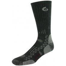 Point6 Hiking Medium ponožky šedé