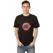 Mammut Logo T Shirt Men black 0001