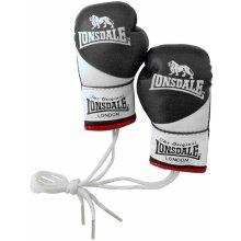 Přívěsek na klíče Lonsdale mini gloves červená