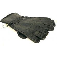 Ovečkárna kožené pánské rukavice s ovčí vlnou