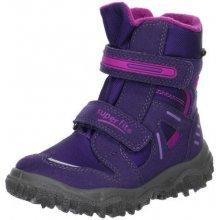 Superfit 1-00080-54 zimní boty HUSKY fialová