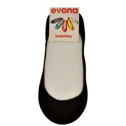 Bonastyl dámské bavlněné ponožky do balerín 111 bílá alternativy ... 05e581282d