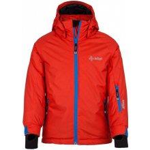 Kilpi lyžařská bunda Semeru-Jb červená