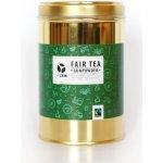Na Zemi Fair trade zelený čaj Gunpowder v dóze 100 g