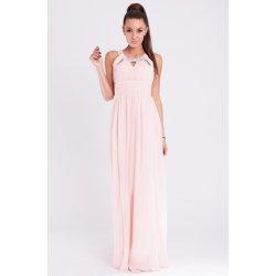 19d2f7003d16 Eva   Lola dámské společenské a plesové šaty dlouhé růžová