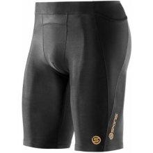Skins Skins Pánské krátké kompresní kalhoty A400 black Half Tights