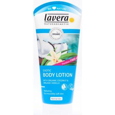 Lavera Coconut Dream tělové mléko Bio Vanilka & Bio Kokos 200 ml