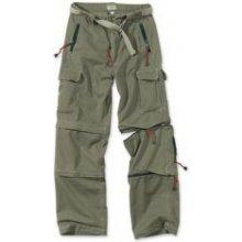 Army pánské kalhoty Surplus Trekking zelené