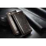 Pouzdro CaseMe Wallet iPhone 6/6S Plus hnědé