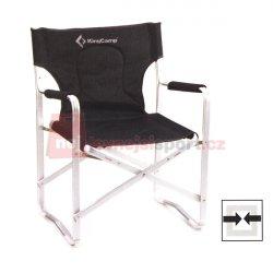 Zahradní židle a křeslo Campingová skládací židle Boss