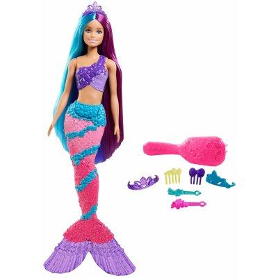 Barbie Mořská panna s dlouhými vlasy
