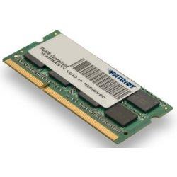 Patriot SODIMM DDR3 4GB 1333MHz CL9 PSD34G13332S