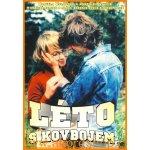 Léto s kovbojem papírový obal DVD