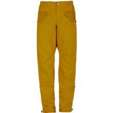Pánské outdoor kalhoty E9 Rondo Slim Pants Men UTR003 L MUSTARD-160