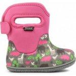 Bogsfootwear Dětské boty Baby Bogs Classic Animals - Pink Multi c686273bdf