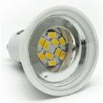 Lumenmax LED žárovka GU10 5W 400L Teplá bílá