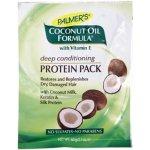 Palmer's Hair hloubkově regenerační kondicionér pro suché a poškozené vlasy Coconut Oil Formula With Coconut Milk, Keratin & Silk Protein 60 g