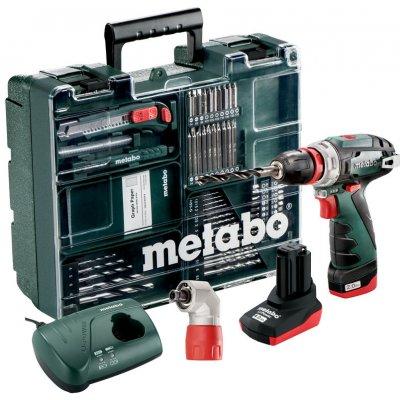 Metabo PowerMaxx BS Quick Pro Set 600157880