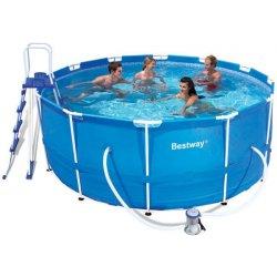 Bazén Bestway bazén s konstrukcí 3,66 x 1,22 m