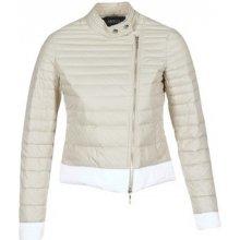 Armani jeans Beaujado prošívaná bunda béžová