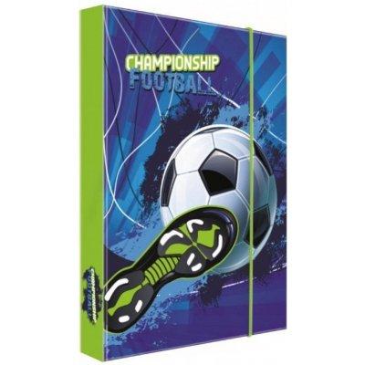 Karton P+P A4 Fotbal 3-73519