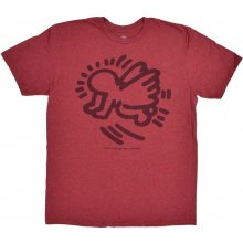 ALIEN WORKSHOP Haring Angel Baby Red Hthr