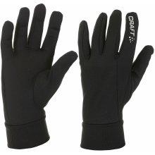 Craft Run Thermal běžecké rukavice černá